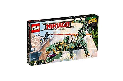 Preisvergleich Produktbild LEGO Ninjago Mech Drache 70612