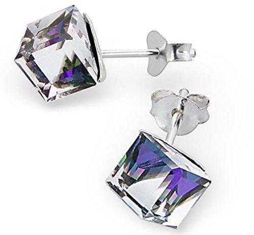 katy-craig-ltd-orecchini-a-lobo-in-cristallo-a-due-tonalit-in-argento-sterling-6-cm-x-6-cm-con-scato