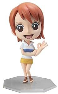 One Piece: Excellent Model Portrait of Pirates Chibi Nami PVC Figure 1/8 Scale (japan import)