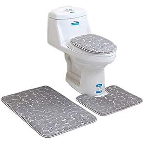 Badezimmer Teppiche Set Grau Gunstig Online Kaufen Dein