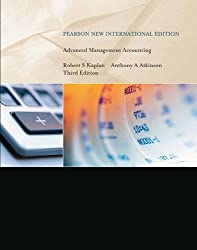 Advanced Management Accounting by Robert Kaplan (2013-07-25)