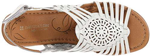 Naturalizer Wendy Cuir Sandale white