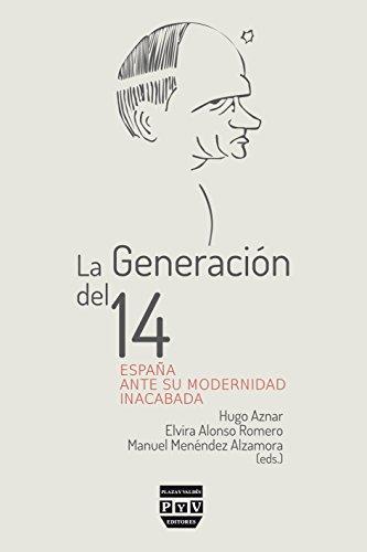 LA GENERACIÓN DEL 14 por HUGO AZNAR