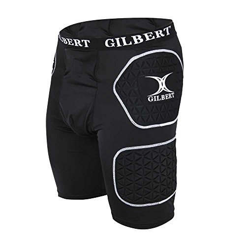 Gilbert Rugby Shorts de Protection