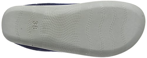 INBLU Bs000031, Pantofole Aperte sulla Caviglia Donna Blu