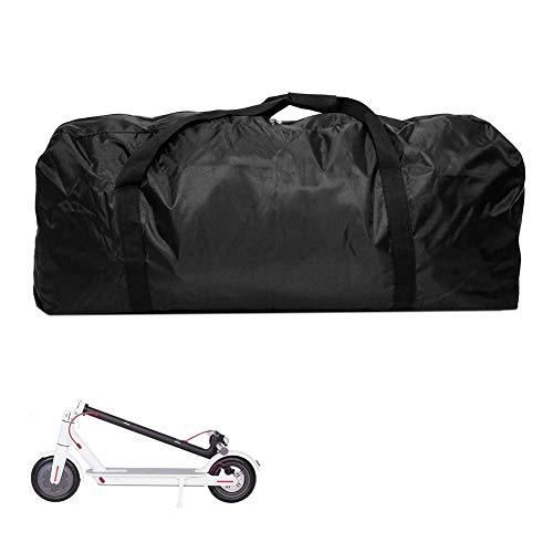 Jinclonder Scooter wasserdichte Tragetasche Rucksack Tragbare Scooter-Tasche, Oxford-Stoff-Transporttasche für Xiaomi Mijia M365 Segway ES1 ES2 ES3 ES4