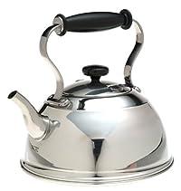 Copco Cambridge Stainless-Steel Teakettle