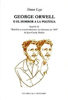 El Tópic de George Orwell - Página 4 414CwVjL+uL._SY346_