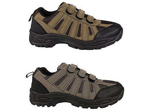 Foster Footwear Jungen Herren Kurzschaft Stiefel Grau