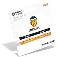 Pulsera Classic Valencia CF Tricolor Junior