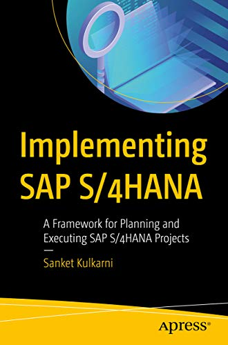 Implementing SAP S/4HANA: A Framework for Planning and Executing SAP S/4HANA Projects (English Edition)
