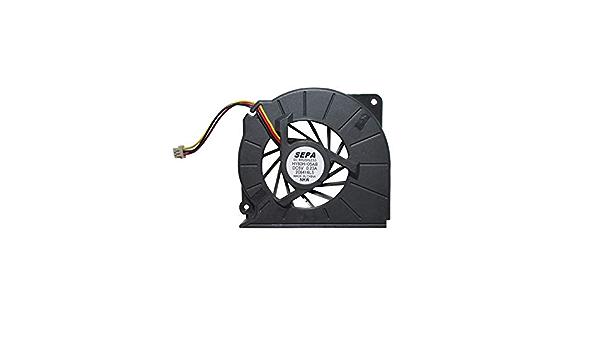 Ventola di ricambio per processore per Fujitsu Siemens Lifebook S2210 S6311 S6310 S6410 S7025 S7110D T4220 Laptop Serie