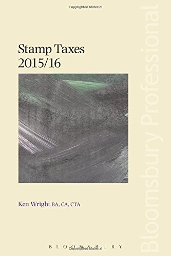 Stamp Taxes 2015/16 (Core Tax Annuals) by Ken Wright (2015-12-17)
