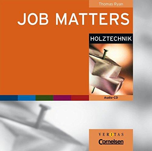 Job Matters: A2 - Holztechnik: Hör-CD
