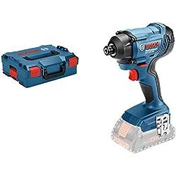 Bosch Professional Visseuse à Chocs Sans Fil GDR 18V-160 (18 V, Ø des vis : M6 - M14, couple : 160 Nm, L-BOXX)
