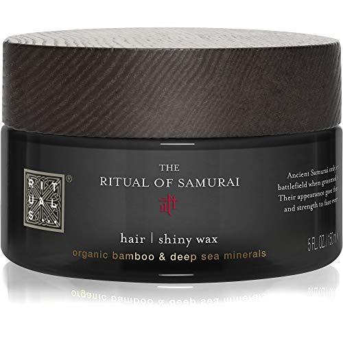 RITUALS RITUALS Cosmetics RITUALS The Ritual Of Samurai Shiny Hair Wax Cire Cheveux 150 Ml