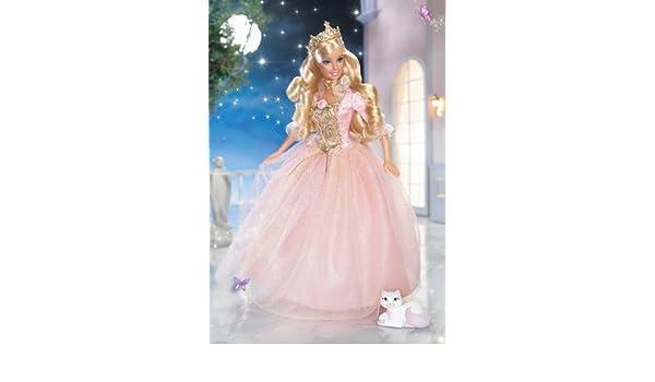 Barbiepuppen & Zubehör /Mattel Kleidung & Accessoires helles rosa Kleid für Barbie mit gratis Paar Schuhe