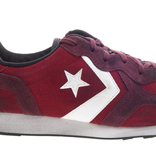 Zapatos Conceres Auckland Racer Ox Código 155147c Rojo / Blanco