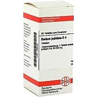 BARIUM JODATUM D 4 Tabletten 80 St Tabletten preisvergleich bei billige-tabletten.eu