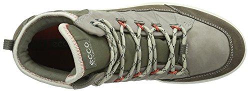 Ecco Aspina, Chaussures Multisport Outdoor Femme Marron (DARK CLAY/WARM GREY56610)