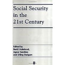 Social Security in the 21st Century (Scandinavian Journal of Economics)