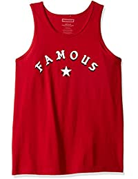 Famous Stars and Straps Men's Sickstep Tank