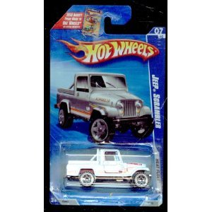 Hot Wheels 2009-123/190 Heat Fleet 07/10 Jeep Scrambler on Beckett Card 1:64 Scale by Hot Wheels