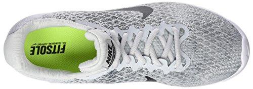 Nike Herren Air Max Sequent 2 Laufschuhe, Schwarz Grau (Platinepur/grisfroid/grisloup/noir)