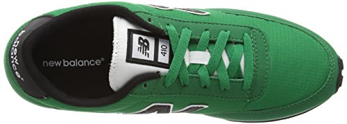New Balance U410, Baskets Basses Homme Vert (green)