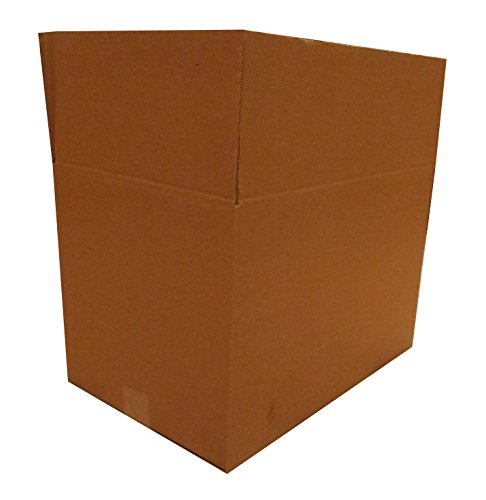 PrintOnlineStore 5 Ply Corrugated Box/Shipping Boxes/Packaging Boxes (Size: Size :(24 Inches * 18 Inches * 18 Inches) - Pack of 10 Boxes