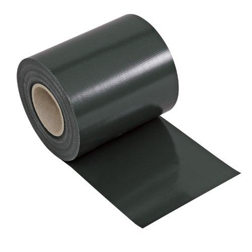Noor Zaunblende PVC Blickdicht 630 g/m² (Schwarz)