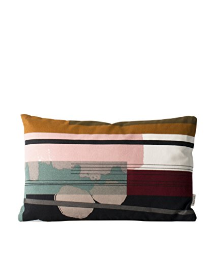 Ferm Living Kissen Colour Block 3 (Klein)