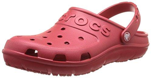 Crocs femme hilo sabot u pointure - rouge -...