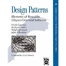 [(Valuepack: Design Patterns:Elements of Reusable Object-oriented Software with Applying Uml and Patterns:an Introduction to Object-oriented Analysis and Design and Iterative Development)] [By (author) Erich Gamma ] published on (October, 2005)