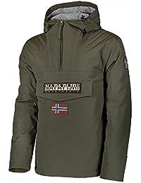 Napapijri Rainforest Winter Hooded Jacket XS Caper