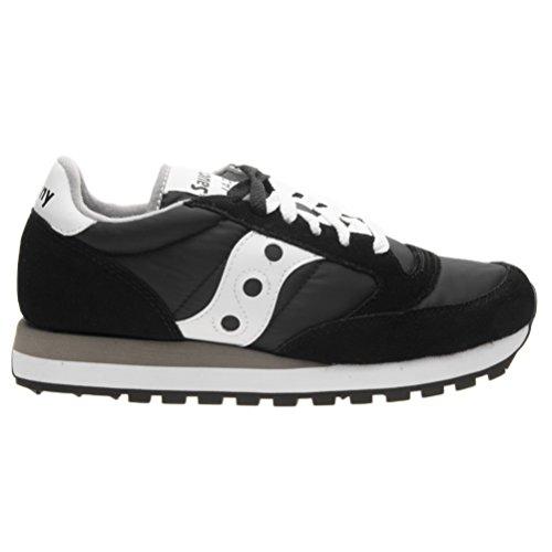 SAUCONY scarpe sneaker uomo JAZZ ORIGINAL S2044-449 nero bianco n. 41 eu