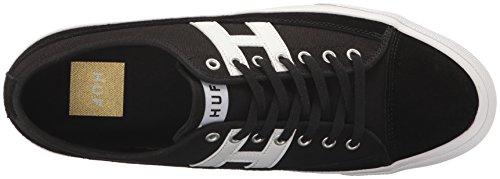 HUF Hupper 2 Lo chaussures noir blanc