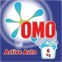OMO Active Auto Laundry Detergent Powder, 6Kg