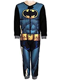 Batman,DC Comics,Superman - Pijama dos piezas - para niño