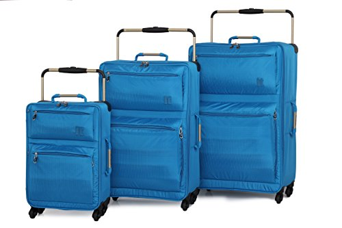 it-worlds-lightest-by-landor-hawa-set-di-valigie-unisex-adulti-blu-blue-set-di-3
