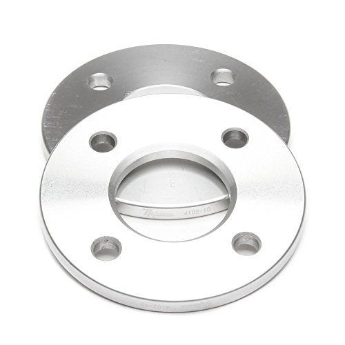 Preisvergleich Produktbild TA Technix Spurverbreiterung Spurplatten 10mm pro Seite / 20mm pro Achse, 4x100 mm