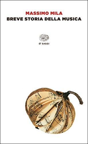 Breve storia della musica (Einaudi tascabili. Saggi Vol. 160)