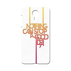 BLUEDIO Designer Printed Back case cover for Micromax Canvas E313 - G4719