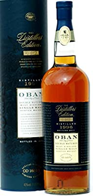 Oban Distillers Edition 1.0 Litre Bottle