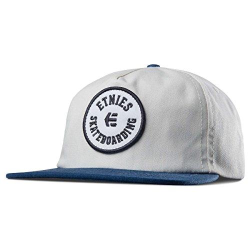 Etnies Snapback Cap Tour Weiß