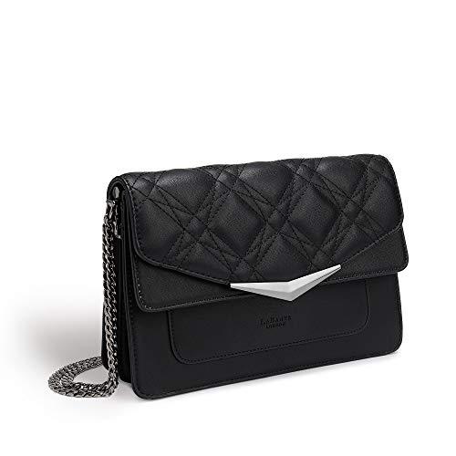 b1cc7e0259 LaBante - borsa piccola donna -Marlene - borsa donna nera pochette donna  elegante crossbody bag