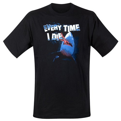 Every Time I Die - T-Shirt Jaws (in L)