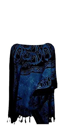 Cool Kaftans - Camicia -  donna Blu