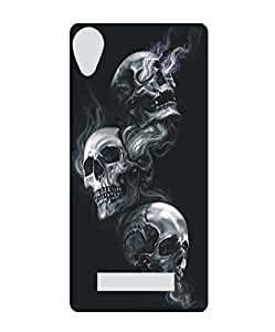 Techno Gadgets back Cover for Micromax Canvas Juice 3plus Q394