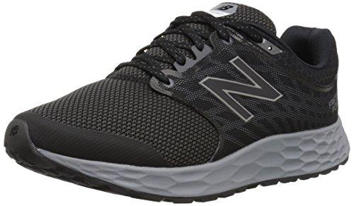 New Balance 1165, Scarpe Sportive Indoor Uomo, Nero (Black/Silver), 43 EU